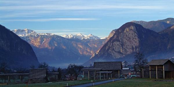 Srednja vas in the Upper Bohinj Valley
