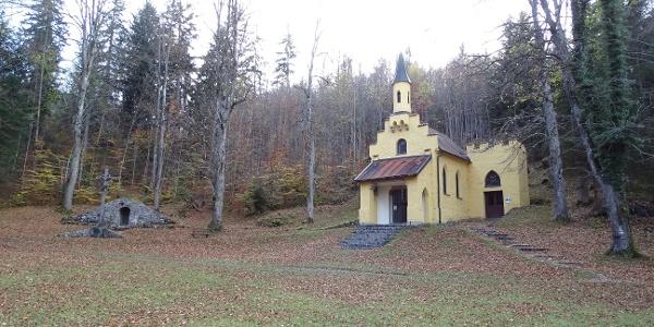 Kapelle an der Hirschwiese