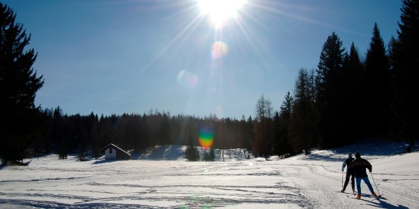 Peio-Cogolo, particularly suitable for beginners as well as for those in search of a relaxing ski