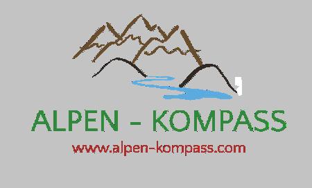 Logo ALPEN-KOMPASS