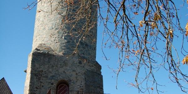 Bergfried in Lichtenberg