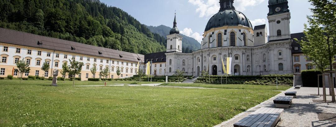Das Kloster Ettal