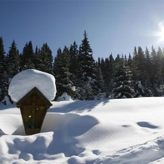 Escursione circolare Val di Mezzo - Val di Sopra