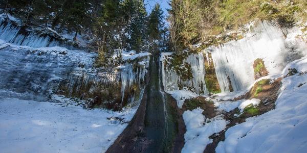 Sankenbacher Wasserfall
