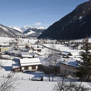 Dorf Müstair