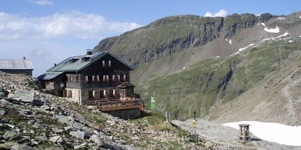 Sankt Pöltner Hütte am Felber Tauern