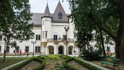A Károlyi-kastély Nagykárolyban