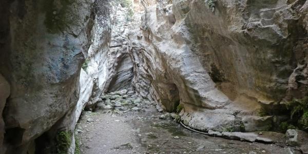 In der Avakas-Schlucht