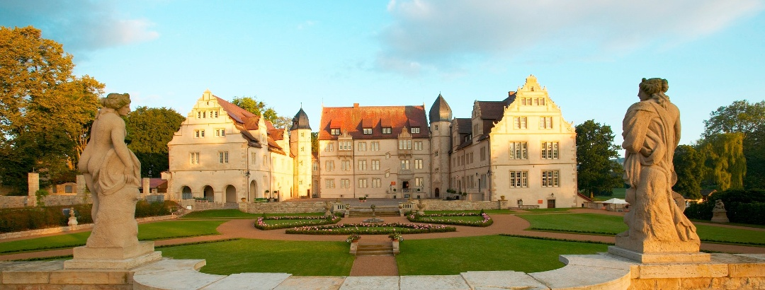 Schloss vorne