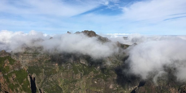 Die beiden Höchsten von Madeira