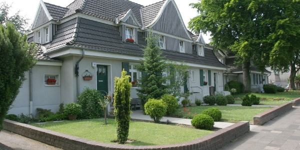 Zechenhaus Kolonie Meerbeck