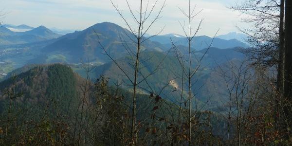 Blick vom Glatzberg nach Osten