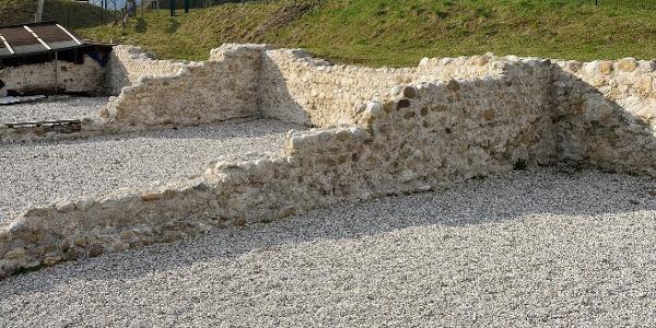 Remains of Roman Vila rustica near Mošnje (Mošnje Archaeological Trail)