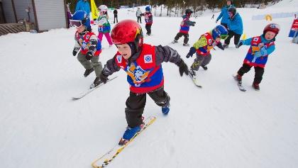 Skischool Vuokatti Finland
