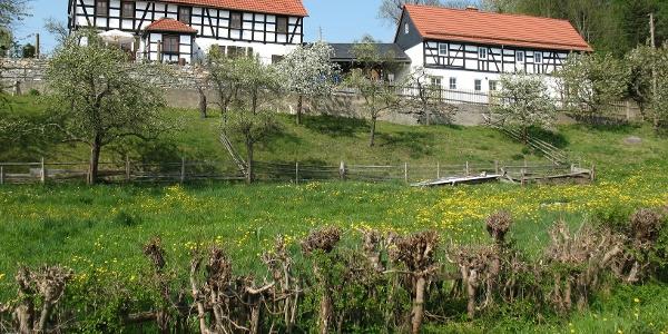 Hof in Langenwolschendorf