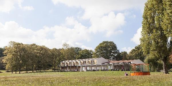 Acienne maison de cure et de repos devenu centre d'accueil Caritas