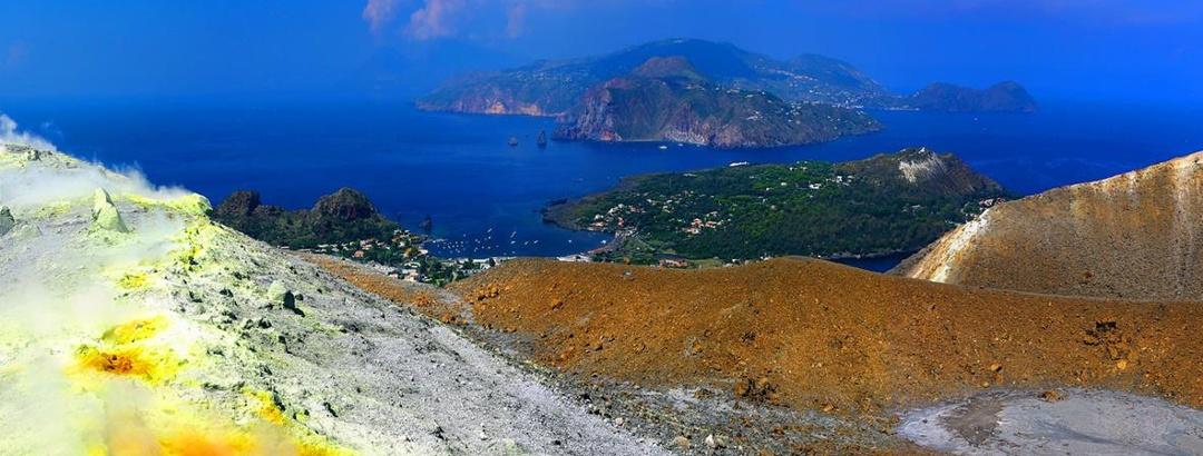 liparische Inseln Sizilien