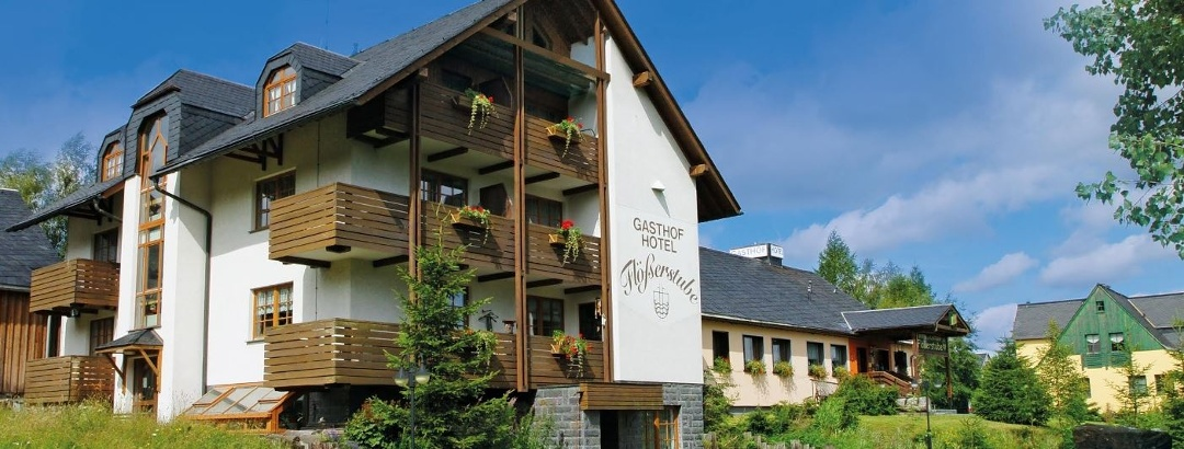 Hotel Gasthof Flößerstube Muldenberg