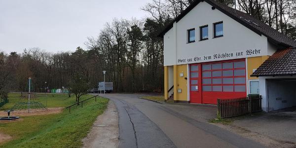 Ziel in Pfeifferhütte