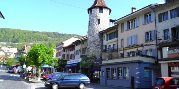 Altstadt von La Neuveville