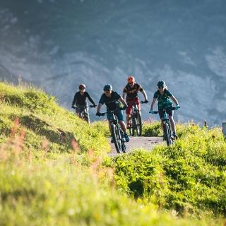 Mountainbike Toggenburg