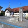 Dorfplatz von Ins