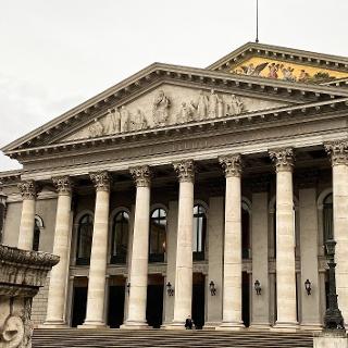 Nationaltheater des Staatsballetts München