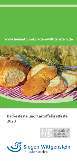 Backesfeste und Kartoffelbratfeste 2020_Flyer