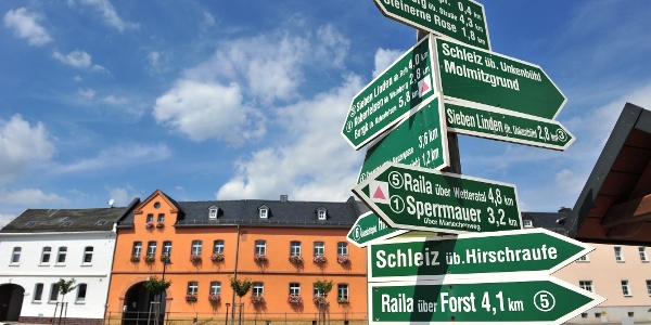 Rundweg Pilzerlebnispfad in Gräfenwarth