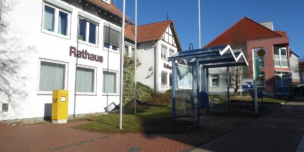 Bad Emstal-Sand Rathaus