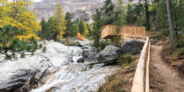 Cascada da Bernina