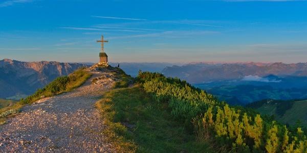 Gipfel Geigelstein