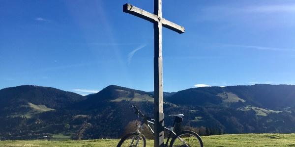 Blick zum Himmeleck und Denneberg
