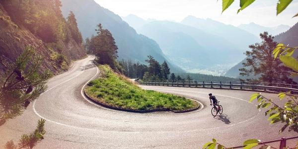 Aufstieg Col du Lein (aus Vollèges)