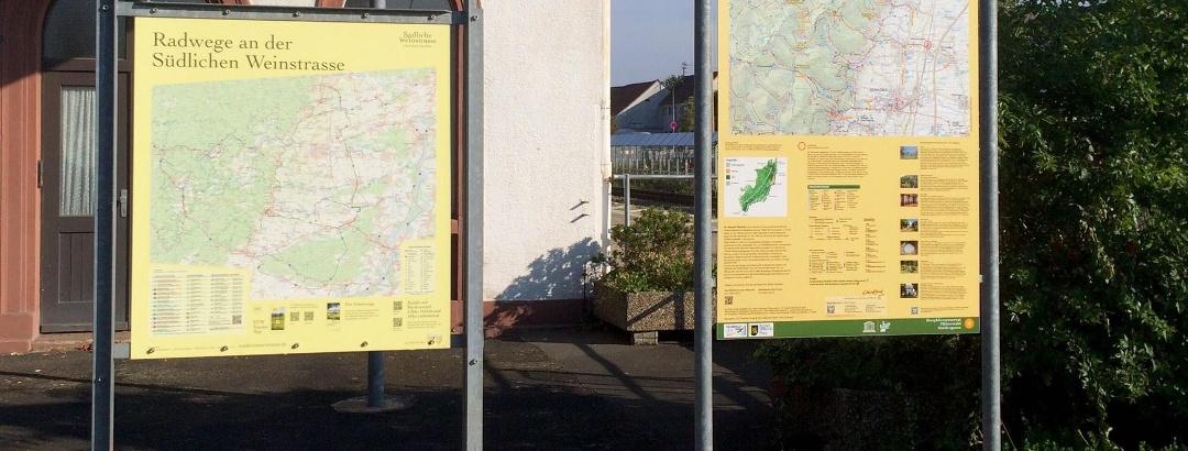 Wanderbahnhof Maikammer-Kirrweiler