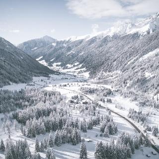 Antholz Obertal / Anterselva di Sopra