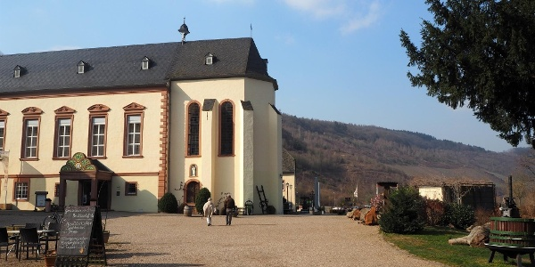Kloster Machern Barockkapelle