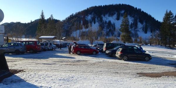 Parkplatz beim Heutalbauer (gebührenpflichtig)