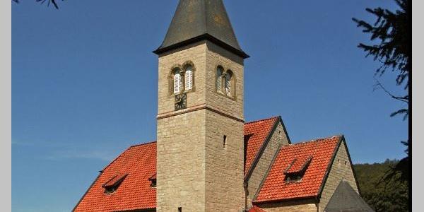 Kirche St. Bernward