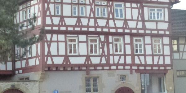 Riesenhaus Bad Wimpfen