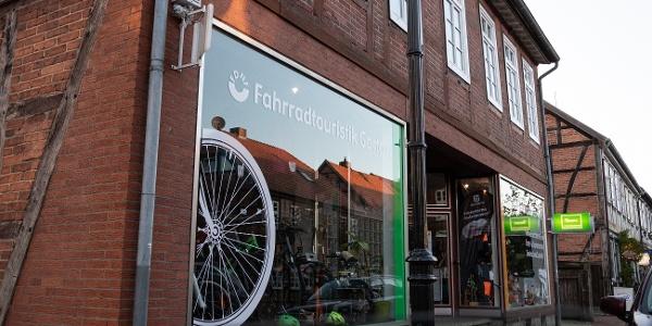 Fahrradtouristik Gartow
