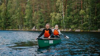 Isojärvi-Nationalpark