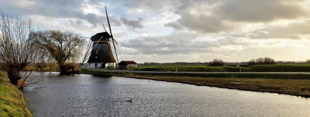 De Oostzijdse molen