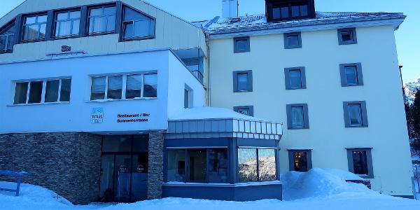 Berghotel Trübsee.