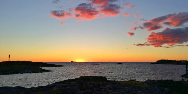 Stunning sunsets in The Finnish Archipelago