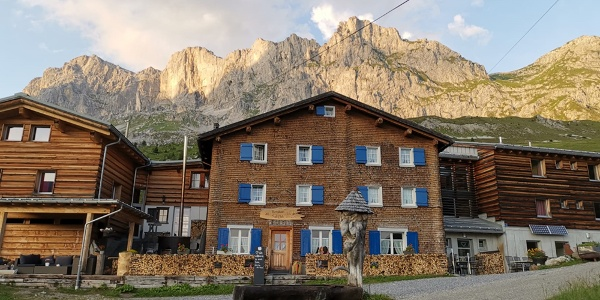 Berghaus Sulzfluh