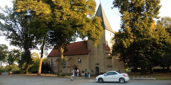Apostelkirche Ovenstädt - Petershagen