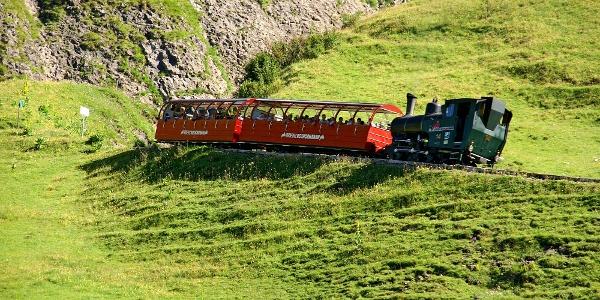 Brienz-Rothorn-Bahn.