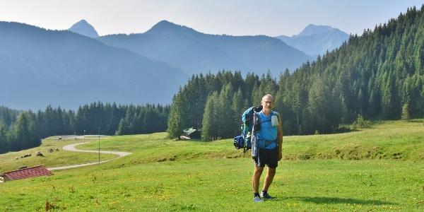 hinten links Alpe Stubental