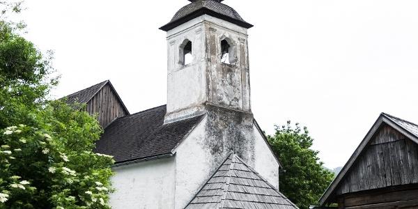 Johanneskapelle am Hohenberg